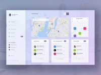 Product ui design dashboard  l