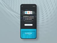 Mobile Responsive UI
