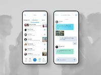Mobile app set 4 l