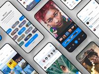 Content Creation Mobile App