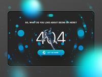 404 UI Design