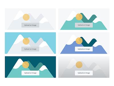 Image Placeholder upload landscape placeholder
