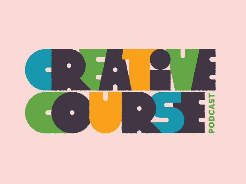 Creative Course Podast freelance lettering letters type typography freelancing podcast