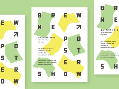 Art-A-Whirl Poster Show: Call For Artists