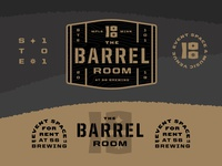 The room where you put barrels