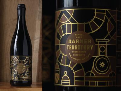 Bourbon Barrel Aged Darker Territory