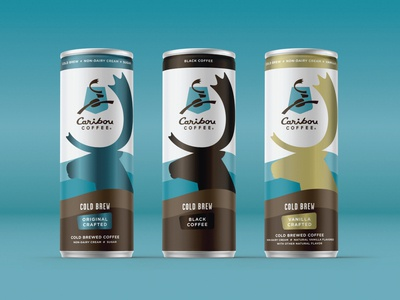 Caribou Coffee Packaging No. 2