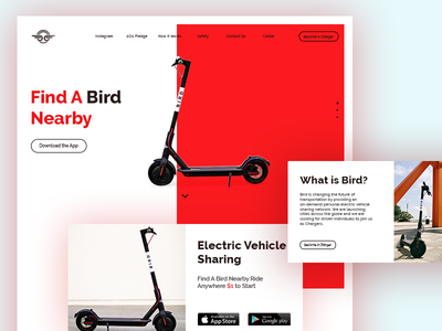 Landing Page Redesign