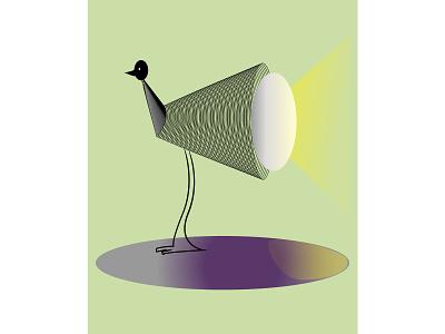 TTbird illustration art