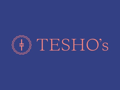 New Branding for Jewellery Comany Tesho's logo design minimal logo naming branding jewellery