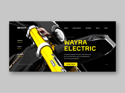 Website concept website minimal designer website concept web typography uidesign uiux ui design