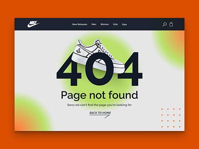 Daily UI Challenge — 404 Page kowalenkopro daily ui 008 dailyui web design
