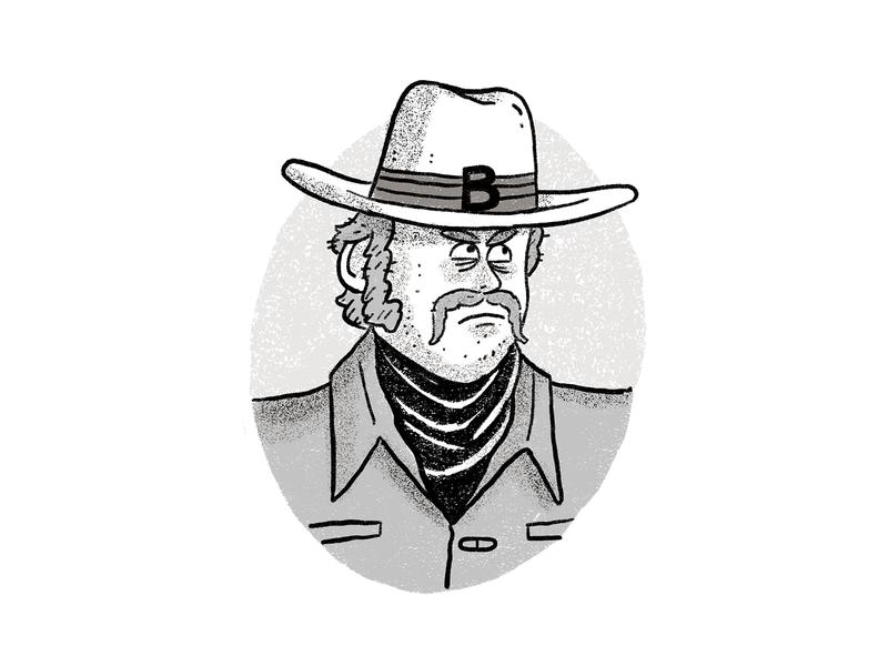 True Grit (2/3) - Texas Ranger LeBoeuf