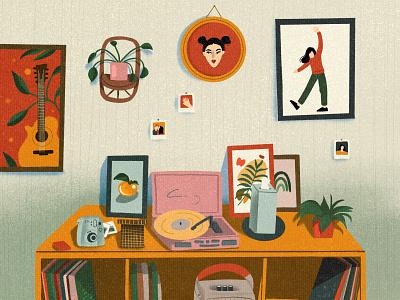 Home home texture shape procreate illustrator 2d design illustraion flat digital illustration digitalart art