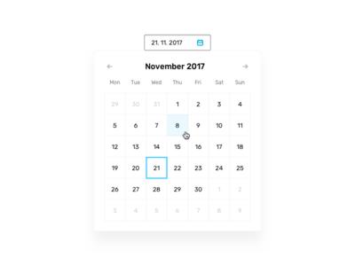 Yaps – Datepicker color hover states date picker calendar meta yaps