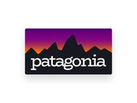 Beloved Patagonia Gradient #02