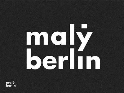 malý berlín maly berlin malyberlin trnava berlin redesign logo