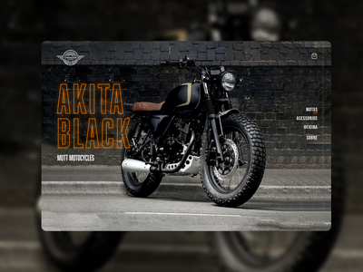 Motorbike shop shop hop website menwebsite mencave management man punk bikers bikes garage sports bike mortorbike typography ux vector branding design ui