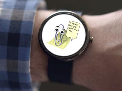 Windows Wearable Watch