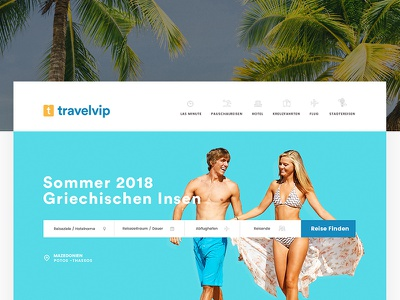 Travelvip - Booking interface germany booking travel