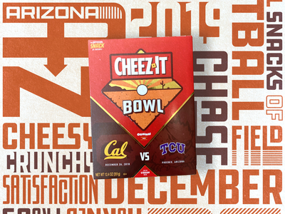 Cheez-It Bowl Box