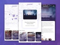 Events Mobile App