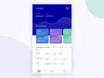 Finance Exchange minimal exchange wallet ux ui transfer trading payment ios interface icons graphics finance design currency bitcoin banking app