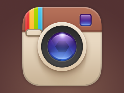 Instagram icon icon ios android insta instagram