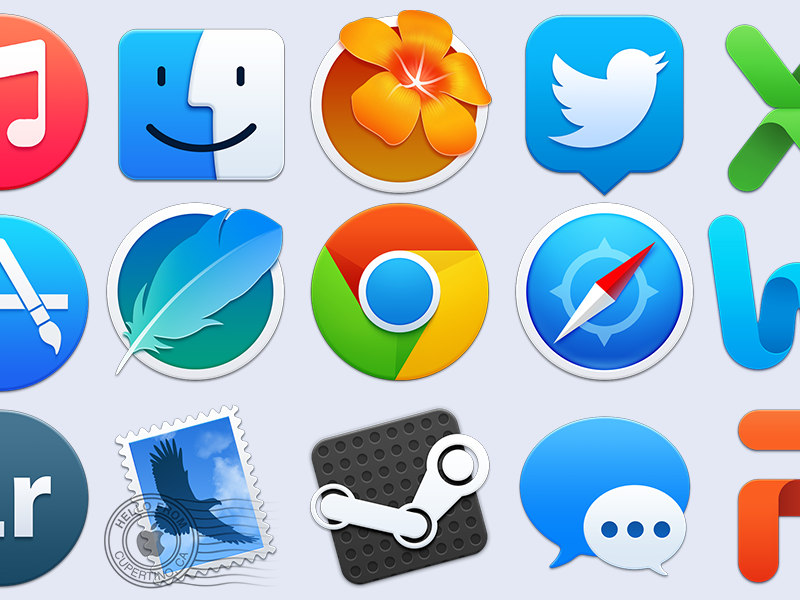Icons icons icon yosemite