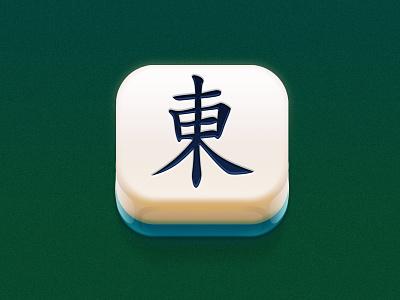 Mahjong icon game japanese chinese majong madjong tile mahjong android ios icons icon
