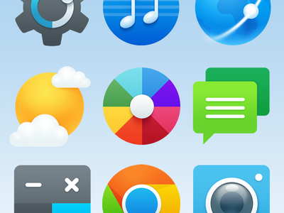 Tuts iconpack android tuts colors icons iconpack icon