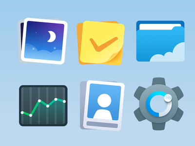 Tuts icons 2 iconpack settings photos folder notes android icon icons