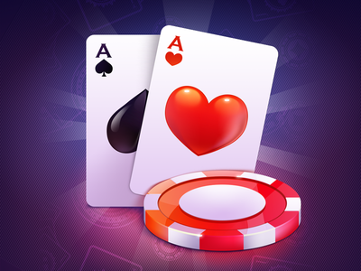 Poker Preview android ios chips chip game cards card icon poker