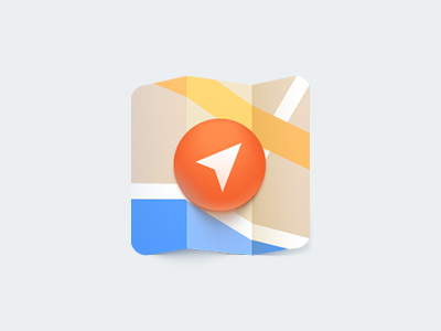 Navigator Icon ampeross tuts maps navigator icon
