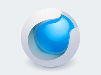 Cinema 4d Icon sphere ball 3d tuts icon 4d cinema