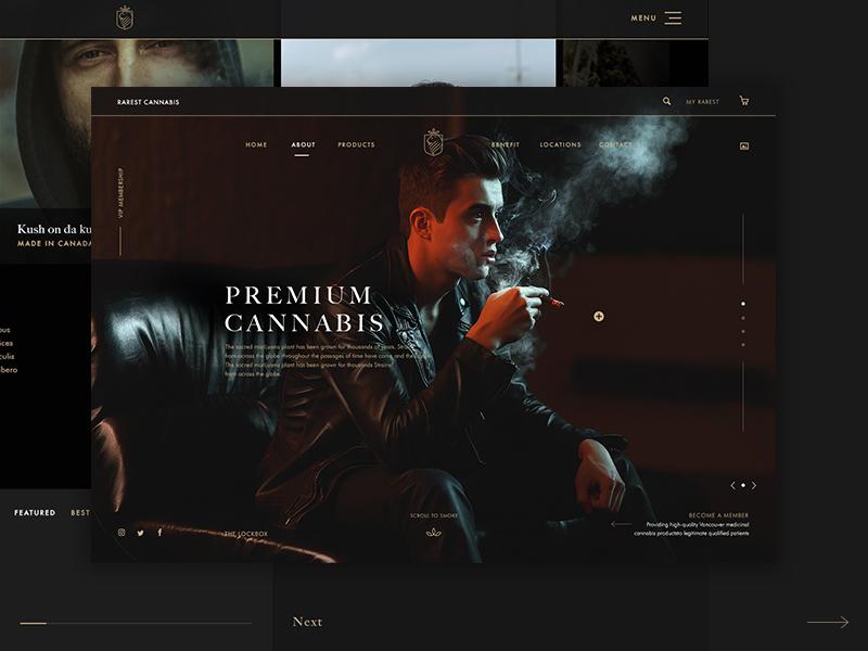 Rarest cannabis website
