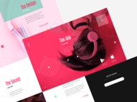 3ie - Landing Page