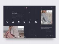 Cardigan Studio UI