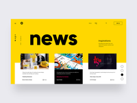 Branding Agency - News Page