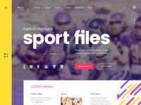EHSF - Landing Page