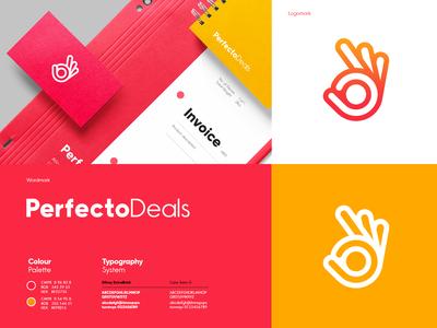 Brand Design - Perfecto Deals