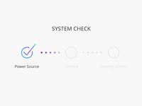 System Check