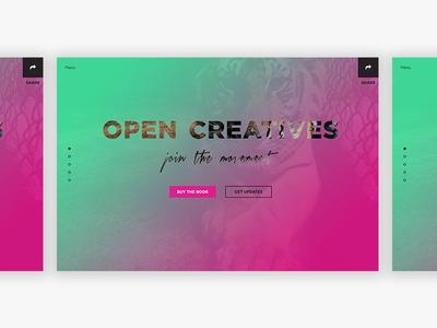 Open Creatives