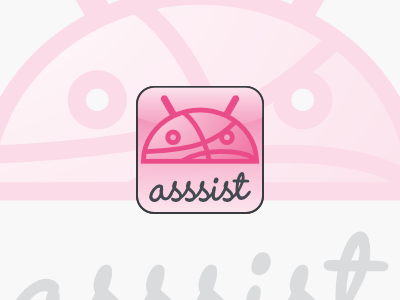 Asssist Icon asssist app icon android