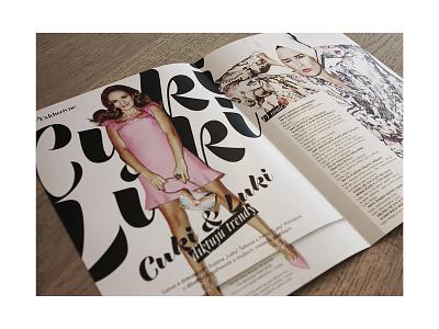 EMMA MAGAZINE visualidentity system typography artdirection fashionmagazine design editorial magazine