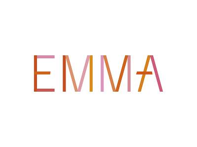 EMMA MAGAZINE / logotype visualidentity system typography artdirection fashionmagazine design magazine versatile modular logotype