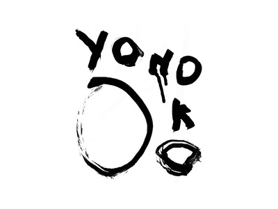 Yono Oko / Photographer familylogotype childdraw child handwritten lens eyeslit viewthrough logotype identity brand photographer