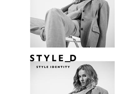 Style_D d branding style coaching individual identity branding identity