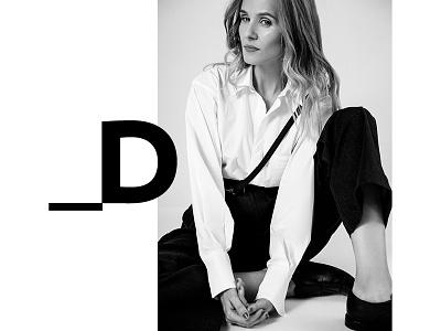 STYLE _D stylecoach branding style d coaching brand fashion monogram logotype identity