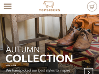 Topsiders mobile collections
